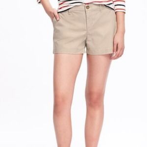 Old Navy 16 Relaxed Mid-Rise Shorts 3.5 in inseam